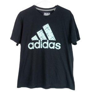adidas The Go To Performance Tee Logo Spellout